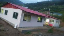 दिप्रुंग चुइचुम्मा गाउँपालिकाको नयाँ भवन